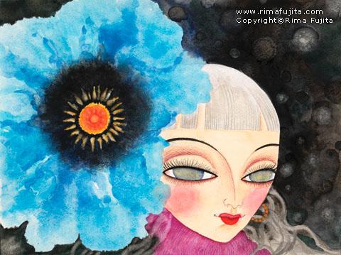 Blue Poppy / ブルーポピー