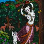 Queen Maya~Birth of Budda~ / 女王マヤ~ブッダの誕生