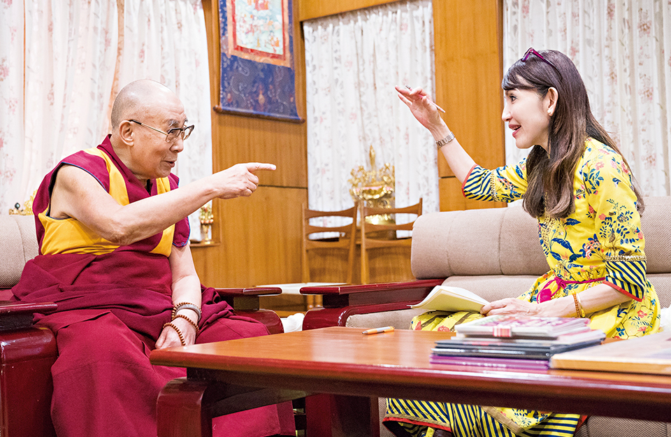 PHOTOGRAPH: COURTESY OF TENZIN CHOEJOR / OHHDL