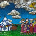 Tibetan Nomads / チベットの遊牧民たち