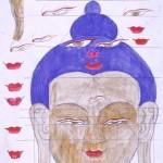 Budda Head/ ブッダヘッド