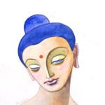 Buddha Head / 仏頭