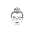 Buddha Head 2 / 仏頭(2)