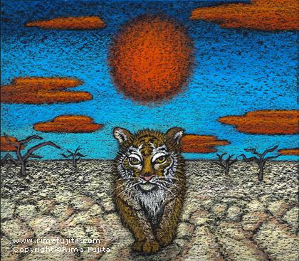Desert Tiger