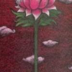 Lotus Buddha / 睡蓮ブッダ