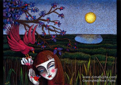 Red Berries / 赤い木の実